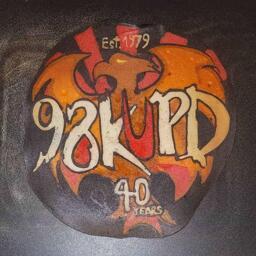 98 KUPD Logo