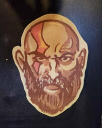 Grog - Character from Critical Role Pancake Art