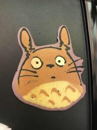 Hayao Miyazaki's My Neighbor Totoro Pancake Art