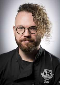 Benjamin Daniel - Owner/Pancake Artist/Webmaster for Dancakes