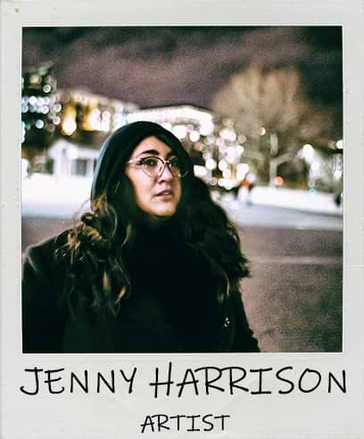 Jenny Harrison - Pancake Artist for Dancakes