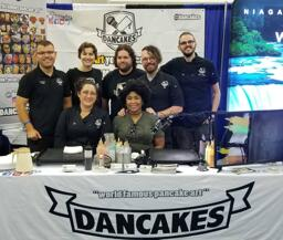 Dancakes Team at Connect 2019