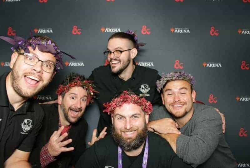 Group Photo at TwitchCon