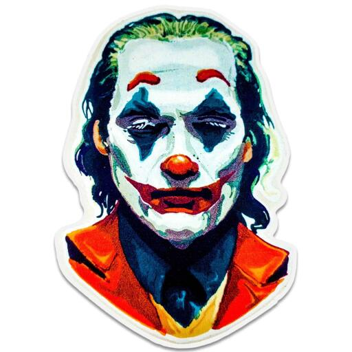 Joker Sticker - Dan