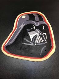 Darth Vader Pancake Art
