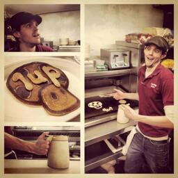 The Viral Post that Created The World First Pancake Art Company
