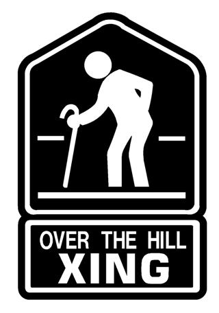 Over The Hill Xing