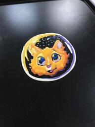 Galaxy Kitten WIP Shot