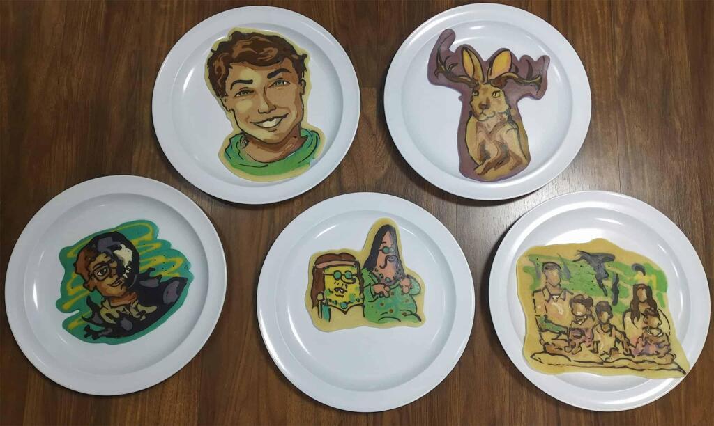 Pancake Art Donation Livestream Roundup 08-09-2020