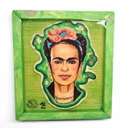 Frida Kahlo Pancake Art