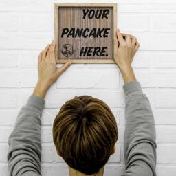 Your Pancake Here - Stock Photo
