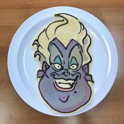 Ursula Pancake Art