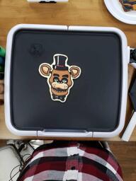 Freddy Fazbear Pancake Art