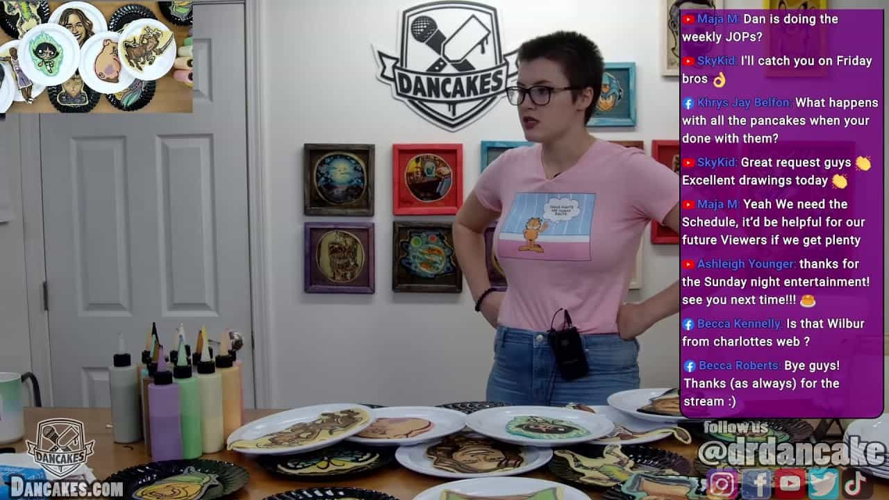 Dancakes In Studio Livestream 2020 EP24