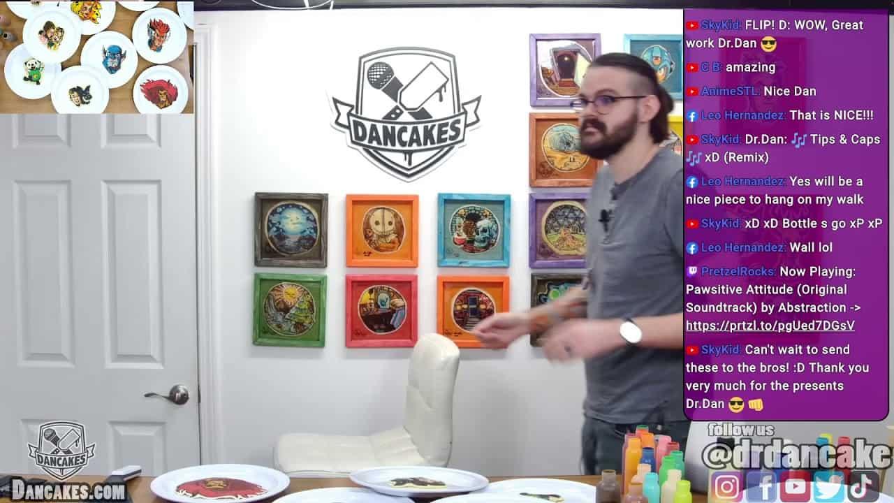 Dancakes In Studio Livestream 2020 EP25