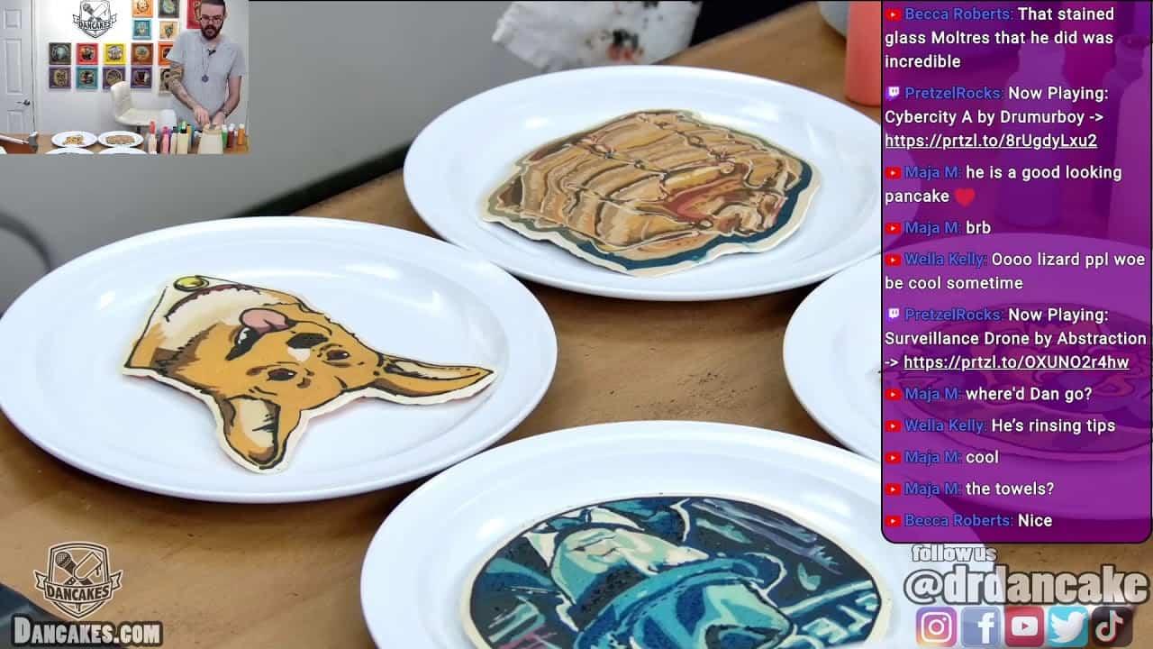 JOP22 Delicious Pancakes of Pancakes (Yorugami reference) | Joy of Pancakes ep. 22