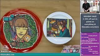 lofi hip hop pancake art to study/relax to | #lofigirlchristmas | Joy of Pancakes ep. 45