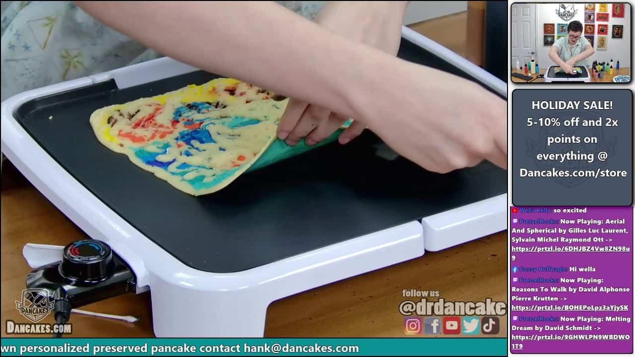 Making Some Totally Insaney Panimaniacs | Joy of Pancakes Ep. 40