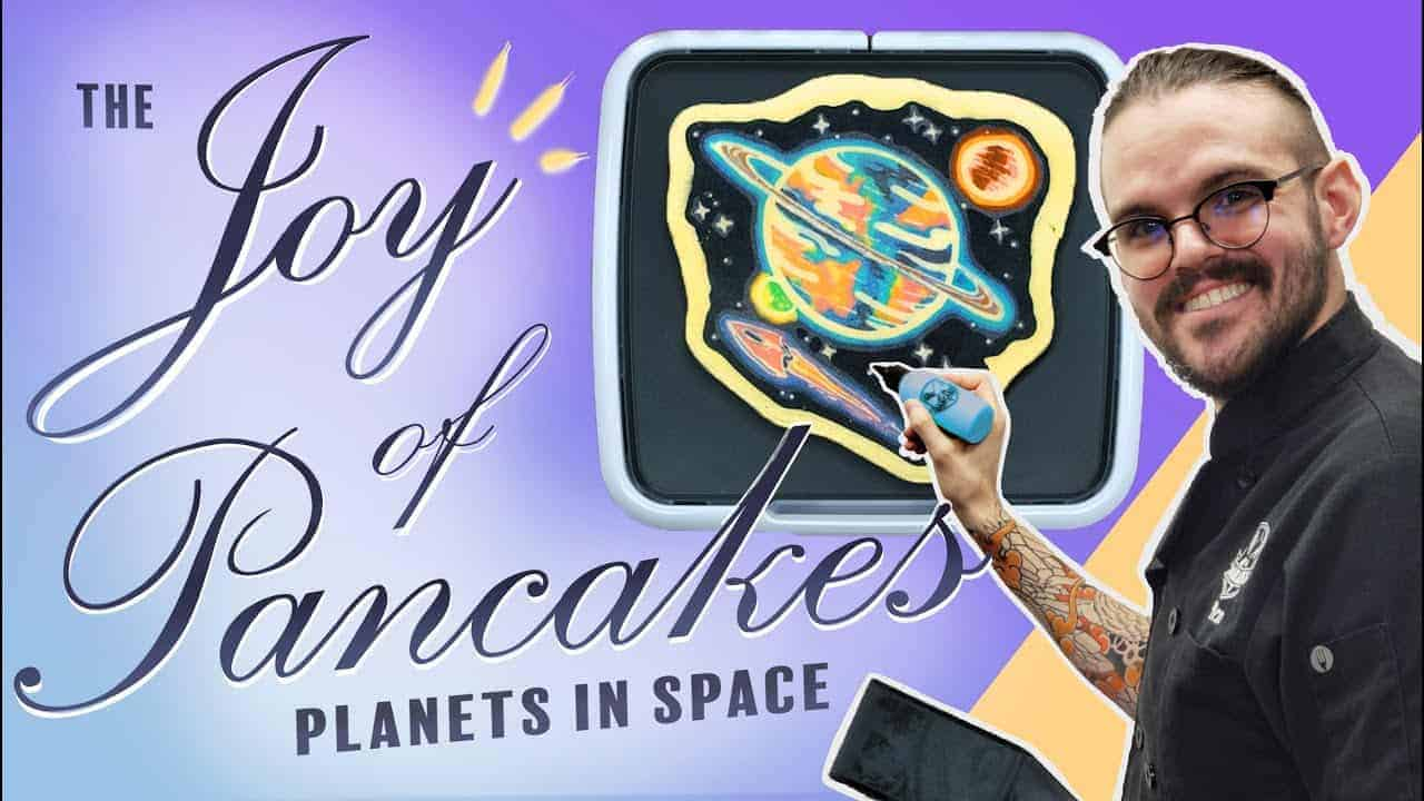 Planets in Space | The Joy of Pancakes 003